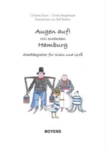 Buch Augen Auf Wir entdecken Hamburg