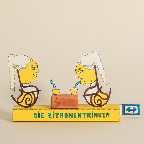 Die-Zitronentrinker