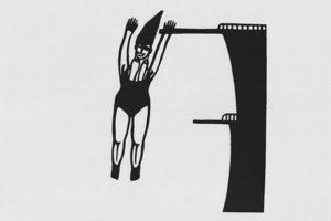 Erotisches Piktogramm