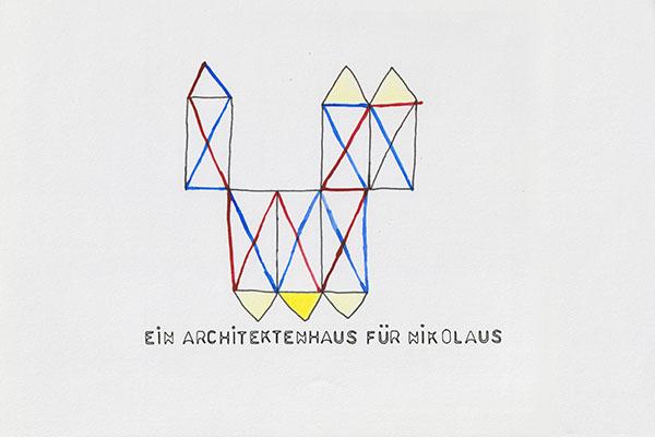 Architektenhaus für Nikolaus