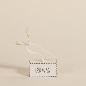 Papier-Skulptur-No.2