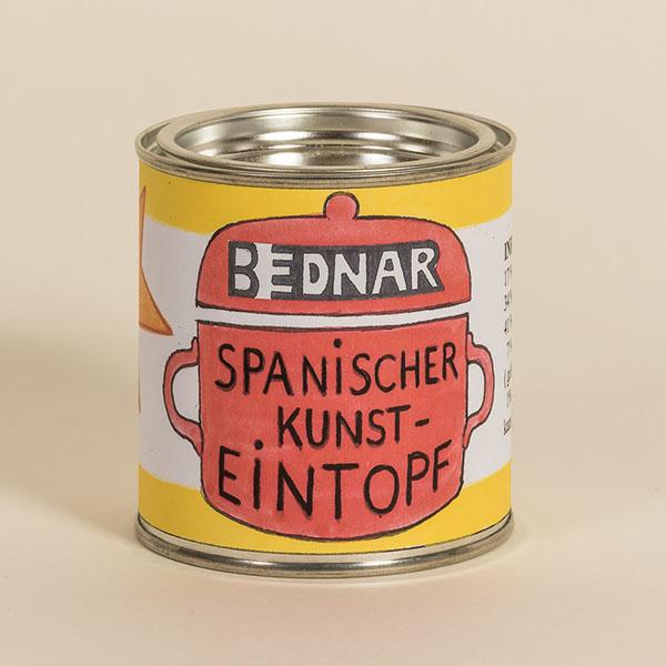 Spanischer Kunsteintopf